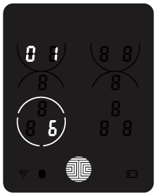 Lockly Smart Home Lock FP Mode